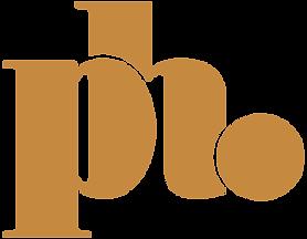 PlayHouse logo mark by Huck Yeah Studio