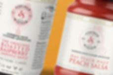 Fischer & Wieser Sauce Packaging