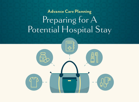In the Era of COVID-19: Helping a Loved One With Hospital Advance Care Planning