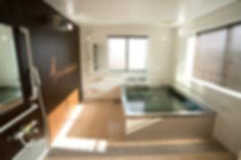 大浴場完備でゆったりお風呂