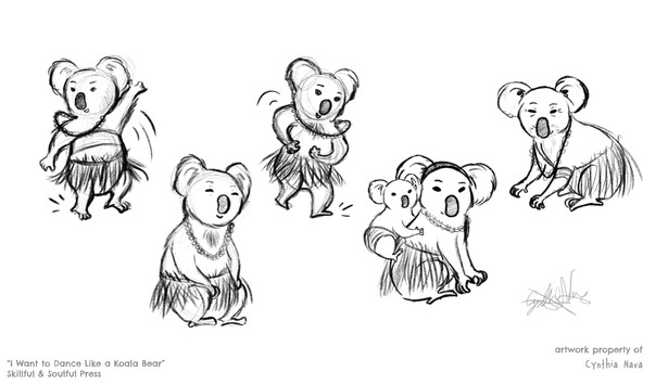 Villagers Sketches
