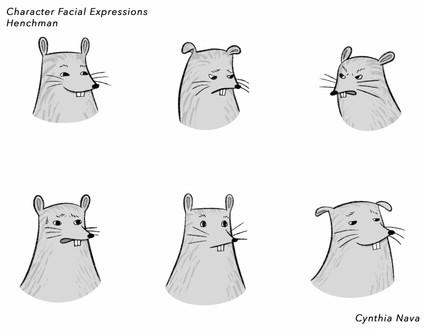 Rat Facial Expressions