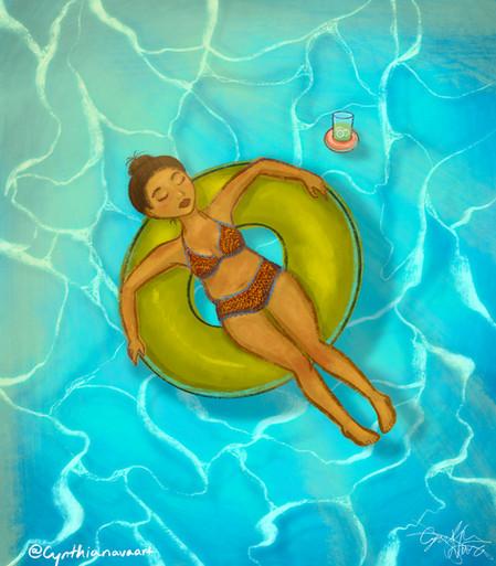 Pool Gal