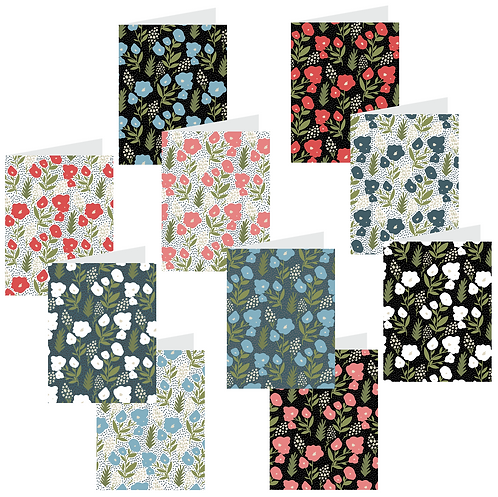 posies card - variety pack