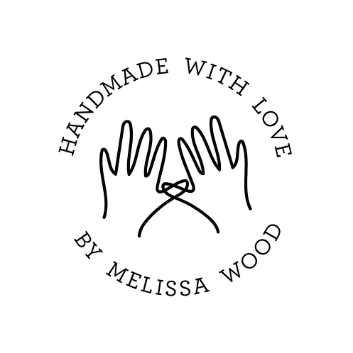 "STAMP ""HANDmade with Love by..."""