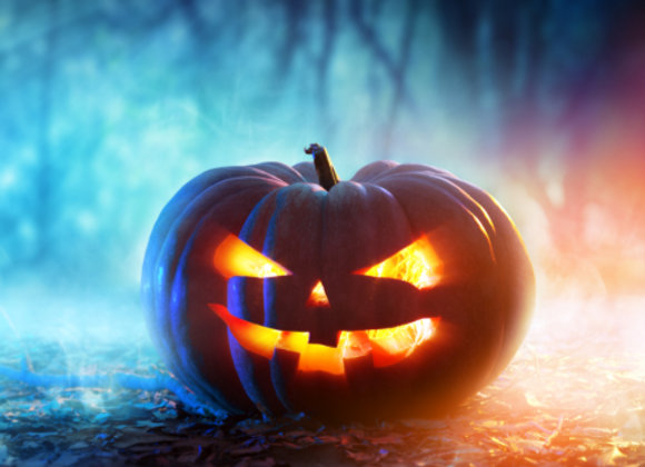 Halloween Kids Mini Session
