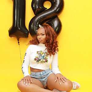Zamia's 18'th Birthday Shoot