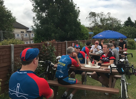 New Recreational Cycling Group