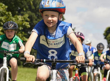 Junior Cycling - preparing for the summer..