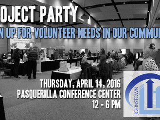 Project Party Set for April 14