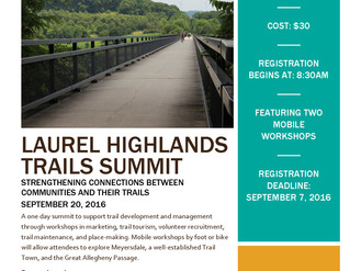 Laurel Highlands Trails Summit