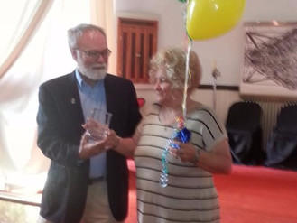 Lift Johnstown Volunteer Spotlight Award