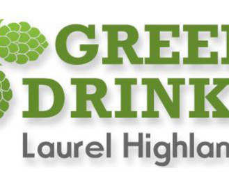 Green Drinks on Thursday, June 30th