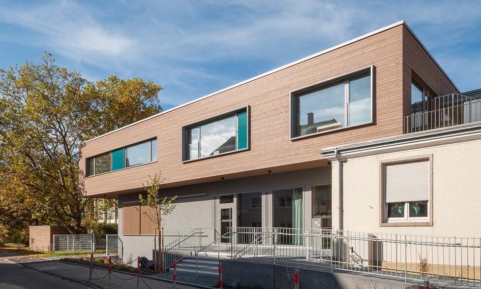 Neubau Ev. Markus Kindertagesstätte