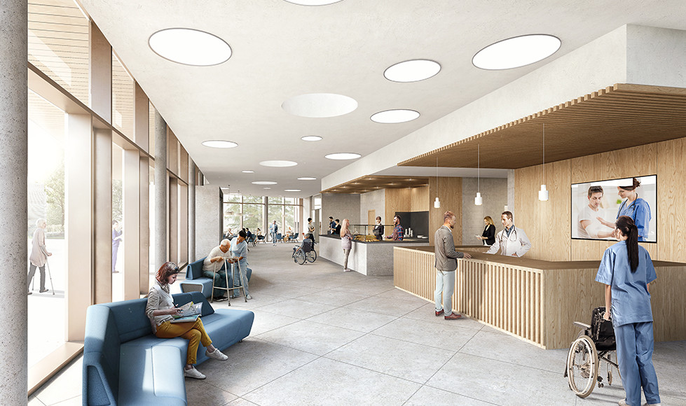 MTG Architekten Haus Baden Kliniken Schmieder