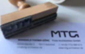 MTG Umfirmierung