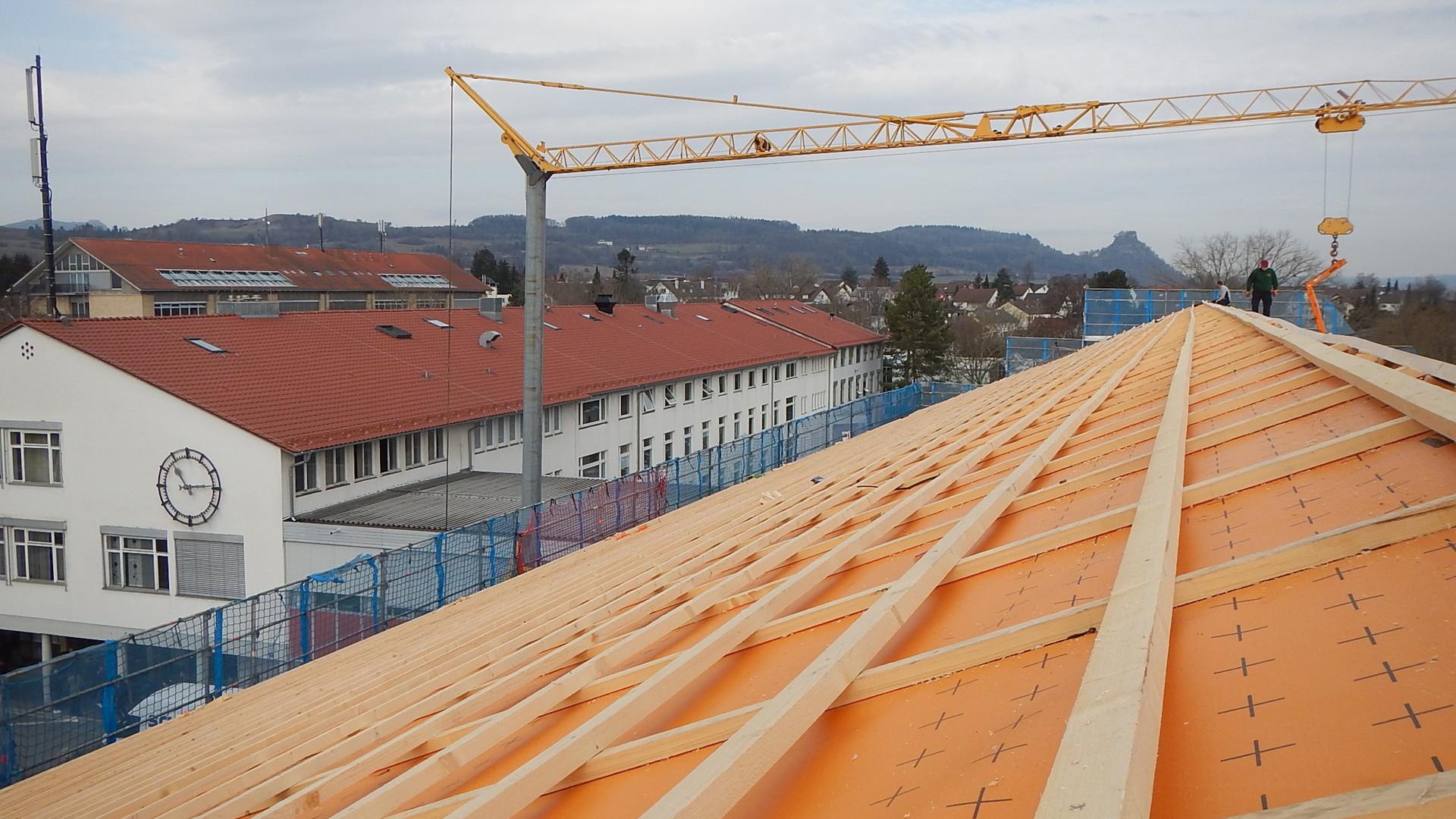 Hohentwiel-Gewerbeschule in Singen