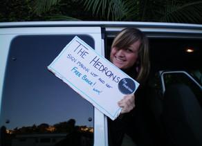 West Coast Tour- USA Day 2 (21st November 2007)