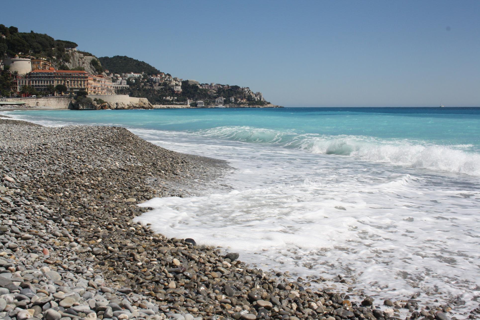 Nice plage