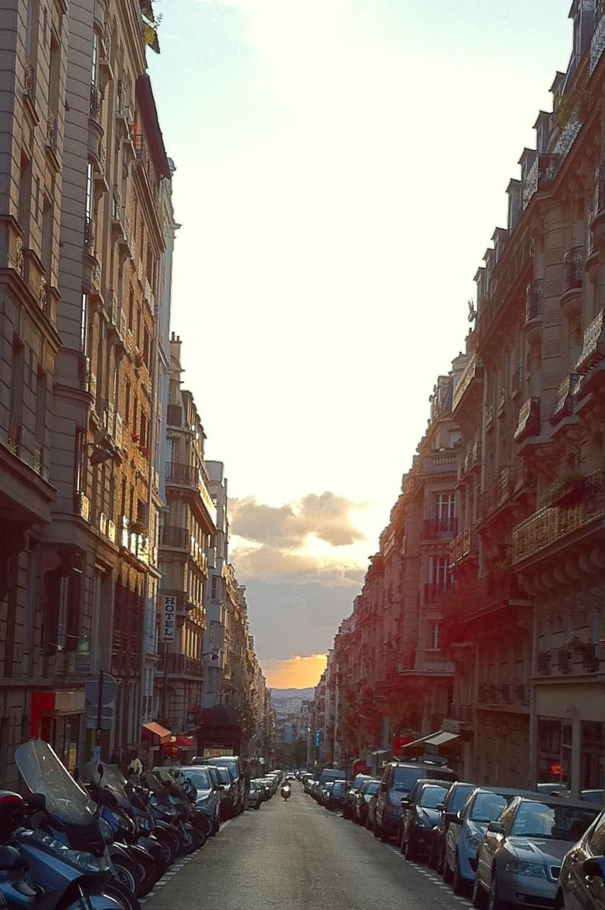 Sunset Boulevard, Paris