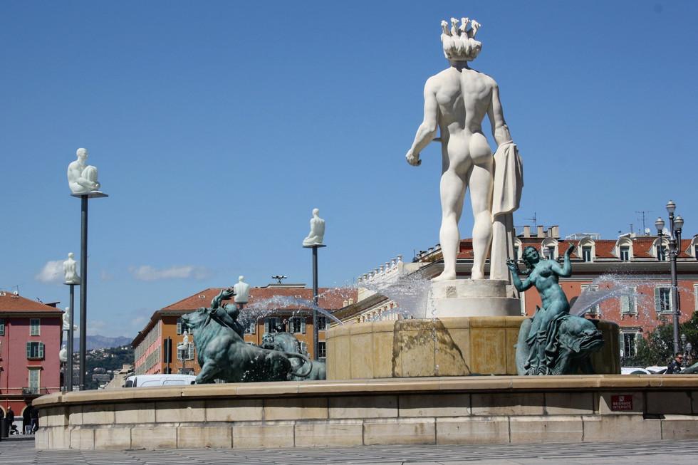 Nice - Place Masséna