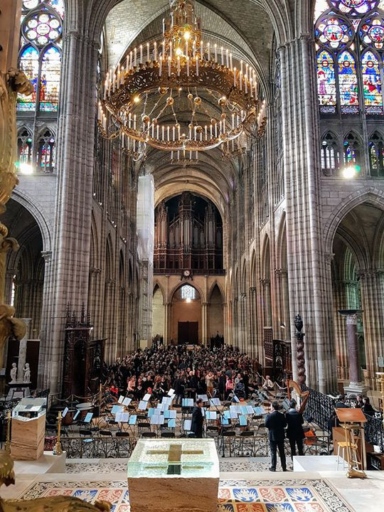 Performance of Brahms Requiem