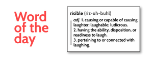 risible definition