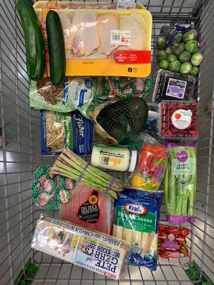 Mejores comidas para comprar en la dieta keto