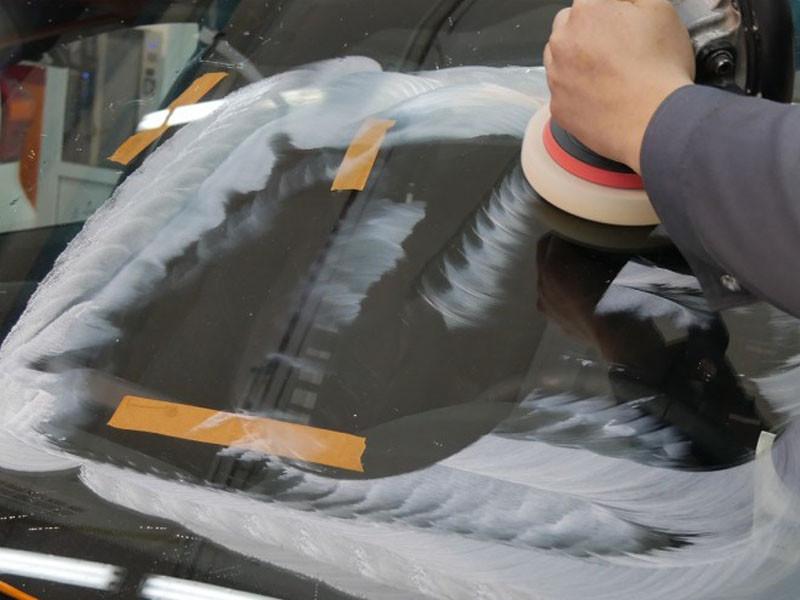 полировка лобового стекла KillCar