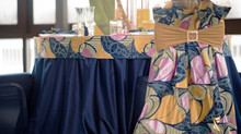 GET the DRESS for YOUR EVENT SPACE