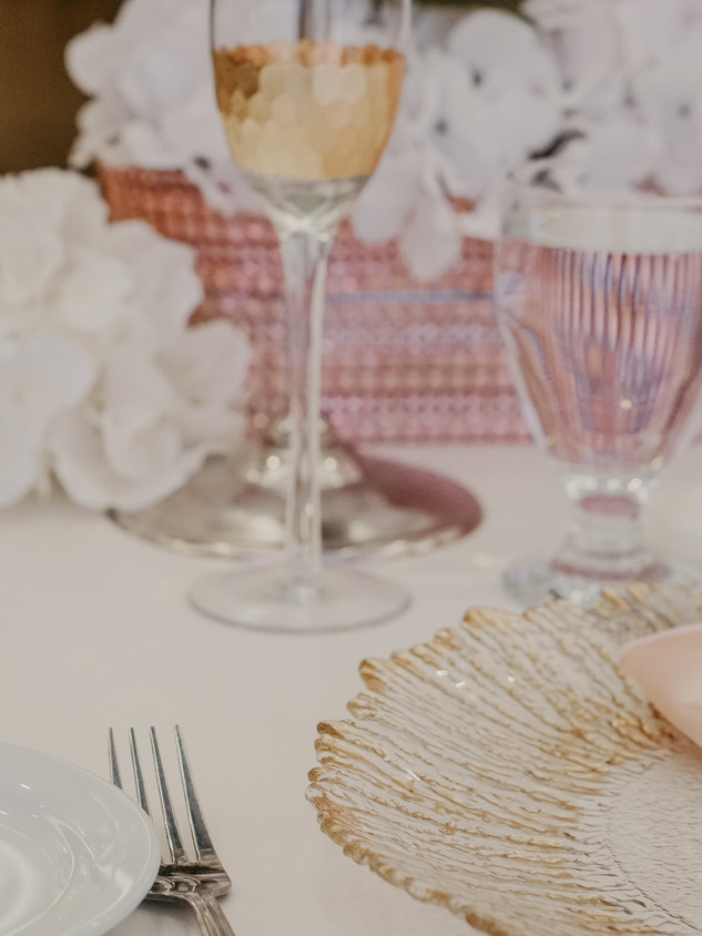 Blush table