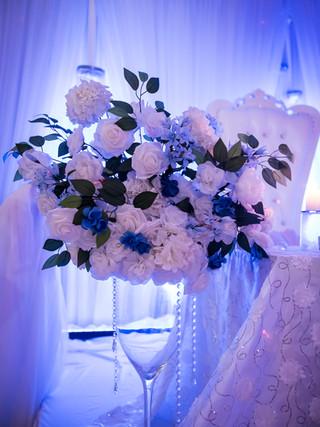Sapphire decor