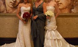Bridal and Bridesmaids Designs