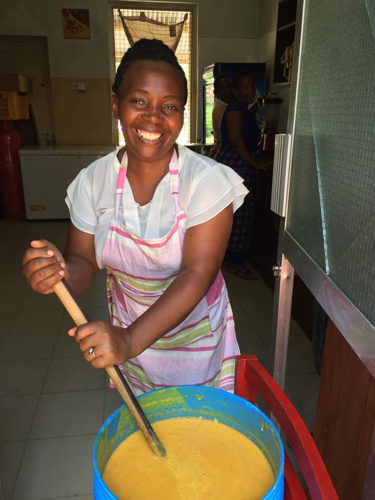 Hilda Mwageni