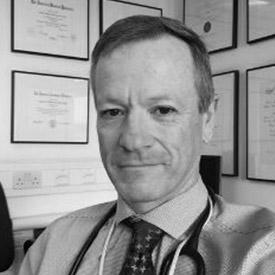 Dr Aengus O'Marcaigh