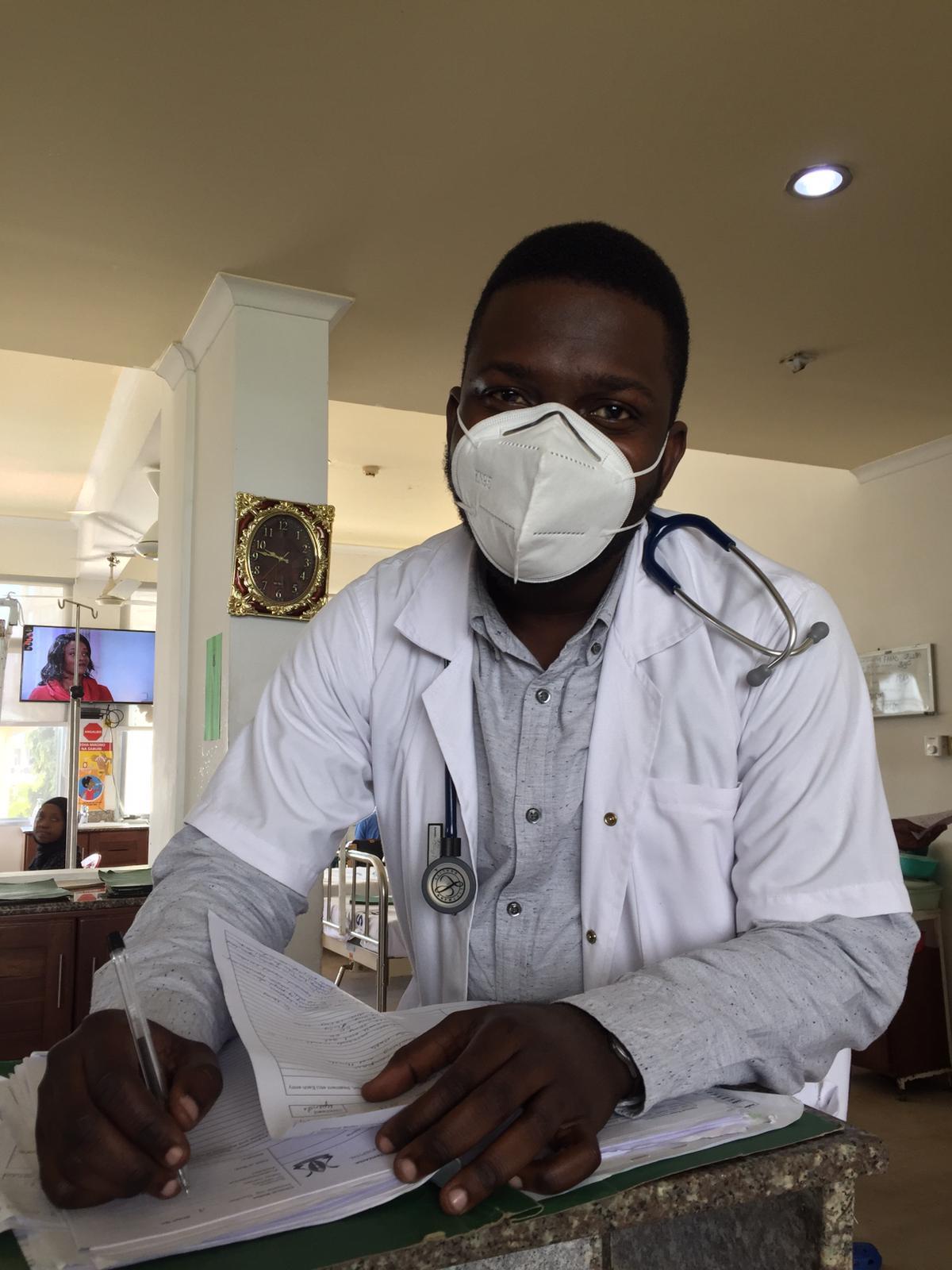Dr Karim Bembe