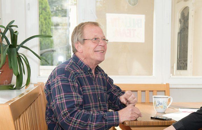 Professor Udo Bode
