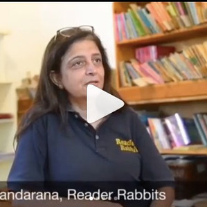 Reader Rabbits, the little primary school with the huge heart