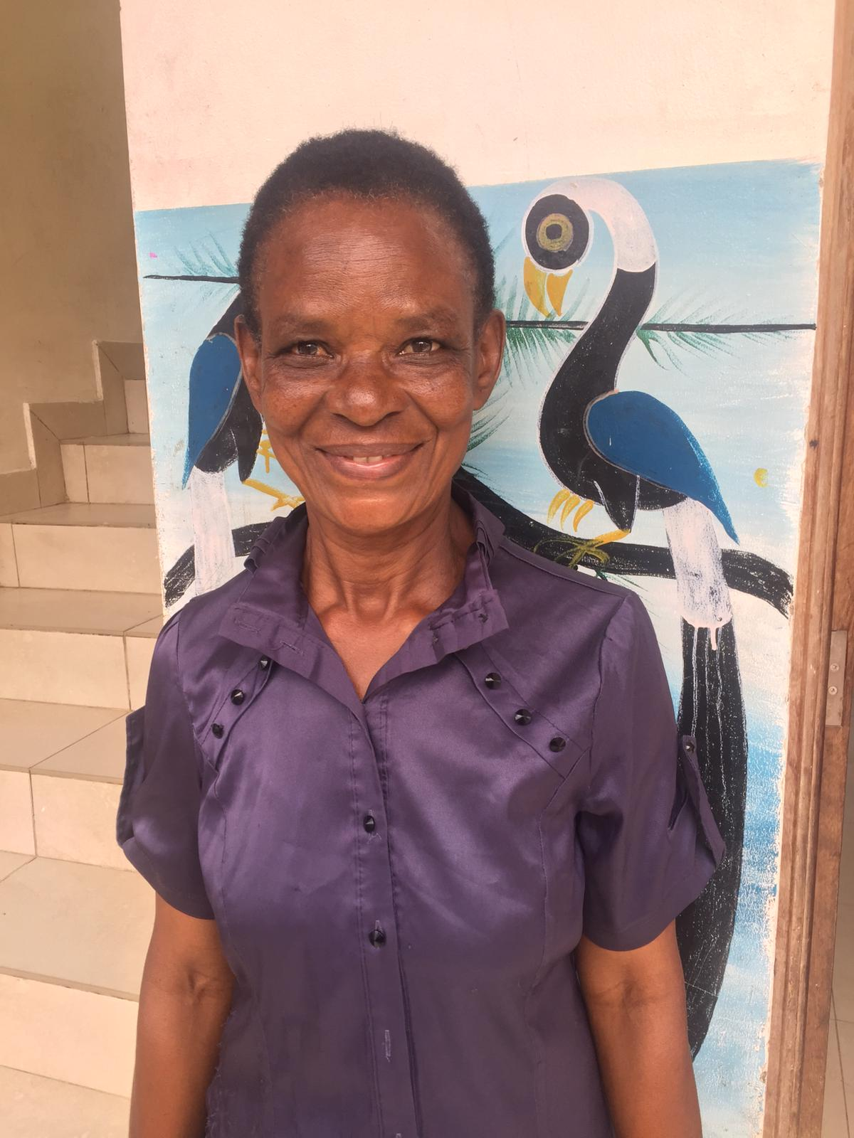 Sister Joyce Kopwe