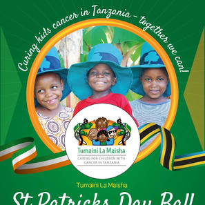 St Patrick's Day Ball