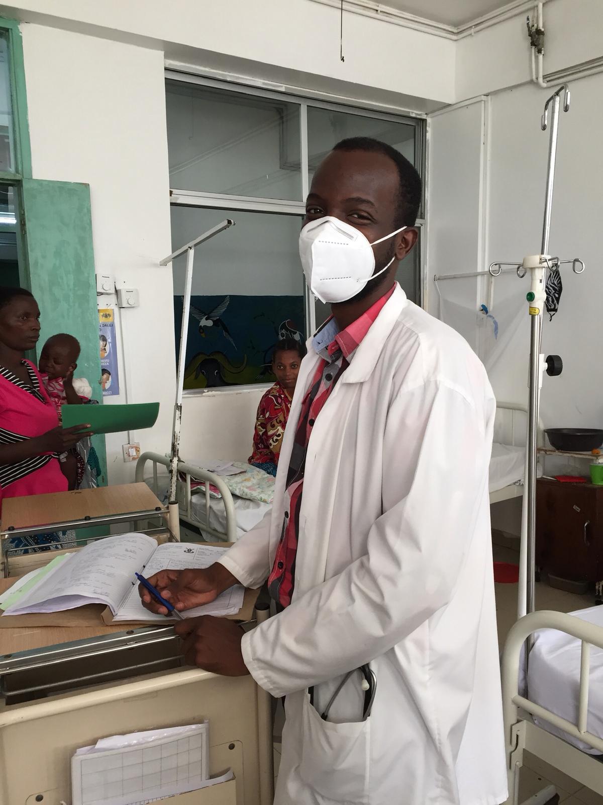 Dr Chambega Chambega