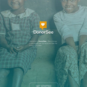 DonorSee Partnership