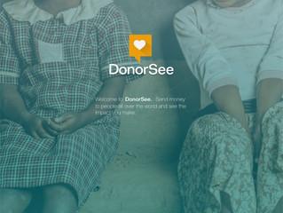 DonorSee Partnership