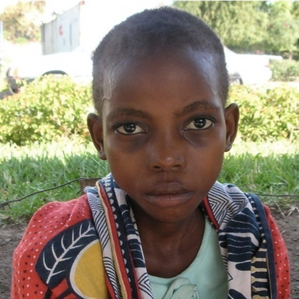 Mariam - the little girl who changed our world
