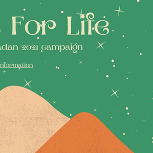 TLM Ramadan Campaign: Give For Life 2021