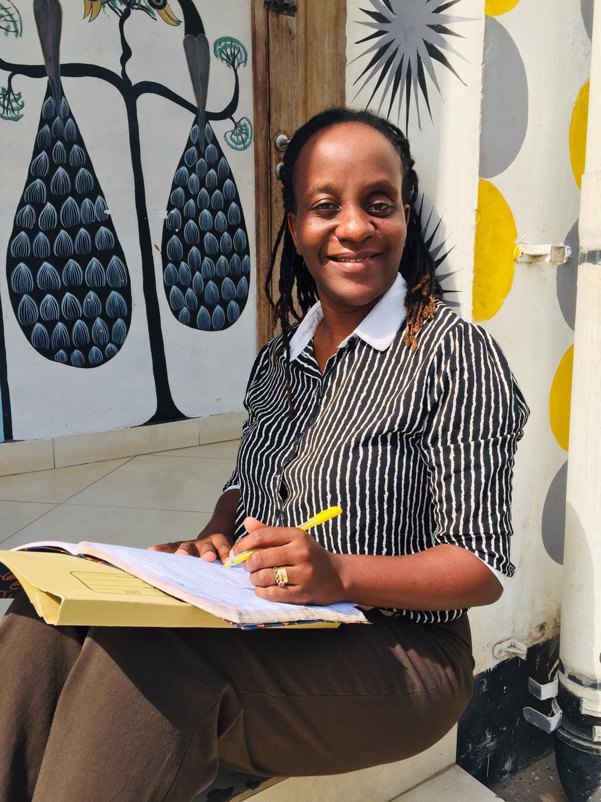 Lilian Ndyetabula