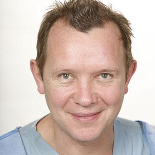 Dr Brendan O'Hare