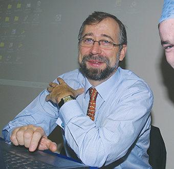 Professor Martin Corbally