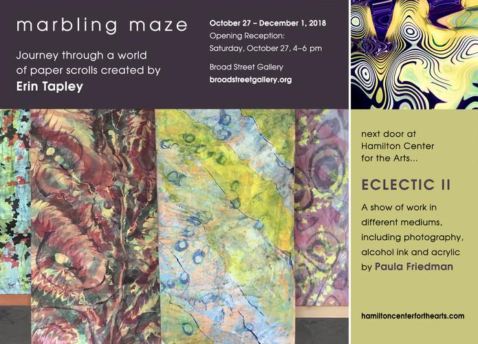 Marbling Maze