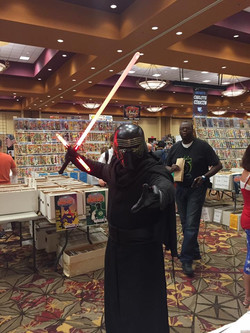 Charlotte Summer Comicon